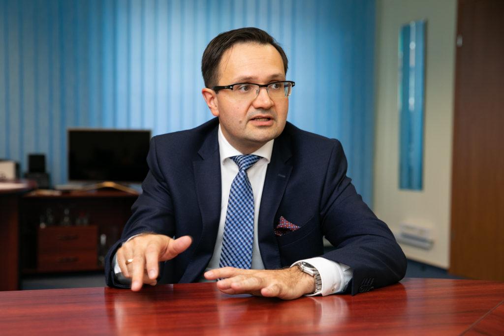 Mariusz Golecki - Rzecznik Finansowy